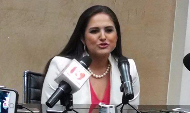 Renuncia legisladora Célida López a la militancia de Acción Nacional