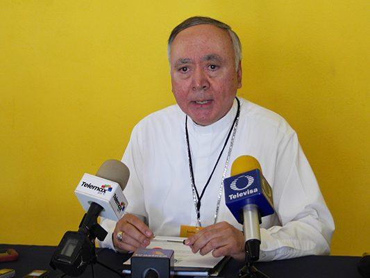 Critica arzobispo aumento de salario mínimo