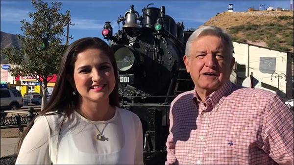 Integra López Obrador a Célida López a Morena