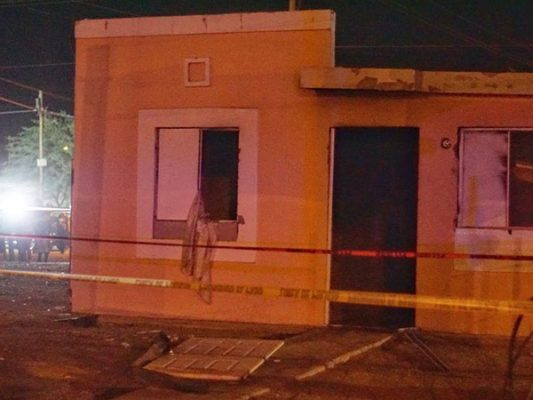 Muere mujer en explosión dentro de una vivienda