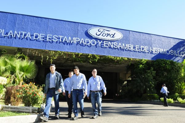 Recortan a 600 trabajadores de planta Ford Hermosillo