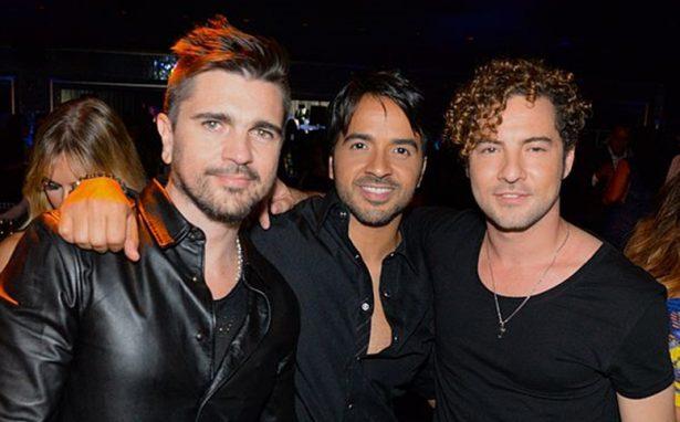 Fonsi, Bisbal y Juanes rendirán homenaje a Sanz en Grammy Latino