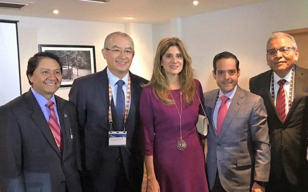 Hermosillo presente en Cumbre Mundial de Líderes contra el Cáncer
