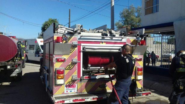 Sofoca Bomberos incendio en centro de rehabilitación
