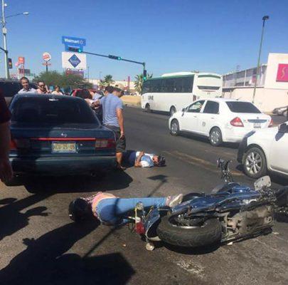 Muere una mujer en accidente