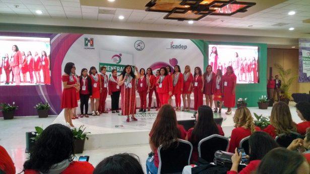 Más de 400 mujeres priistas se reúnen en Hermosillo