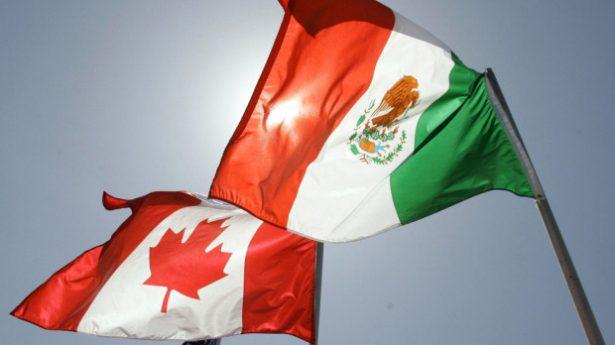 Canadá y México se muestran flexibles a propuestas de EU en quinta ronda del TLCAN