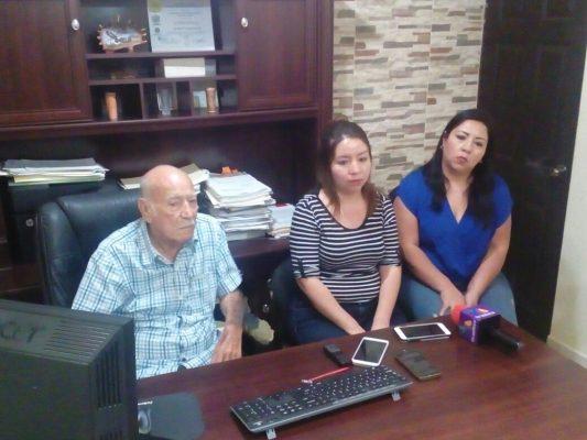 María y Gisela Peraza se mantienen firmes