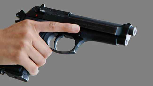 Maleante armado asalta a vendedor de gas