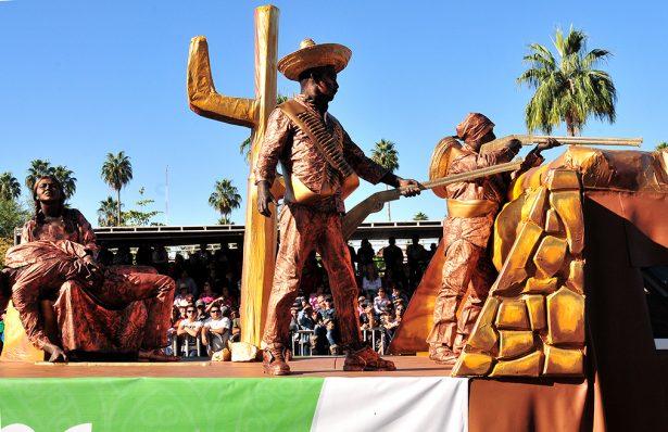 [Galería] Desfile del 107 aniversario de la Revolución Mexicana