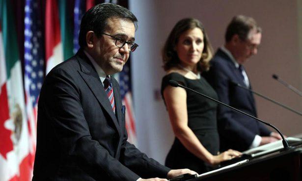 Inicia quinta ronda de renegociación del TLCAN en Ciudad de México
