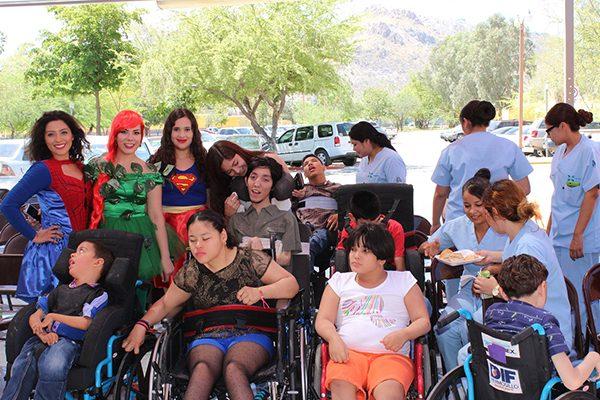 Organiza la Uni Kino programa de inclusión