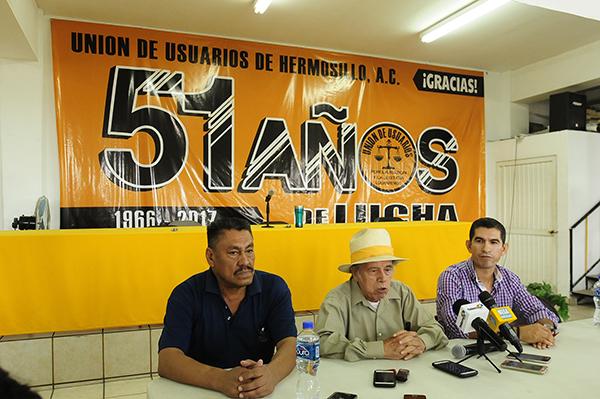 Celebrará Unión de Usuarios su 51 aniversario