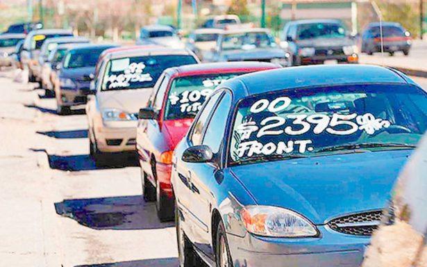 Pide UCD a gobierno legalizar autos extranjeros