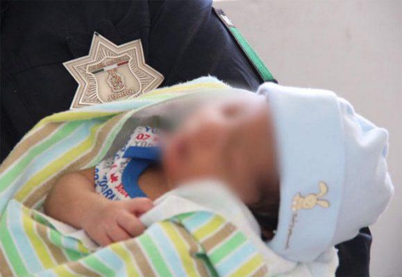 No han localizado a familia del bebé abandonado en HIES