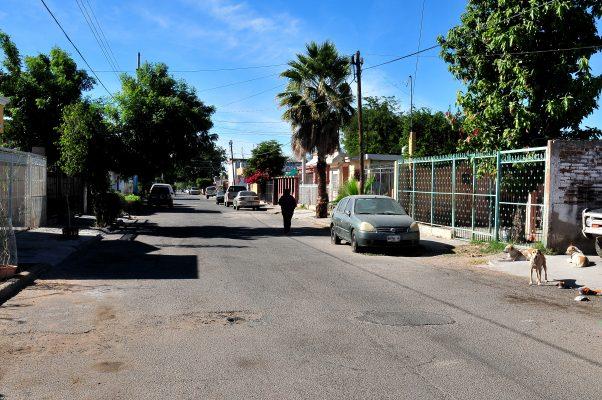 Predomina la inseguridad y los robos en la Luis Encinas