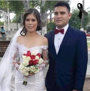 Luna de miel termina en tragedia para joven pareja