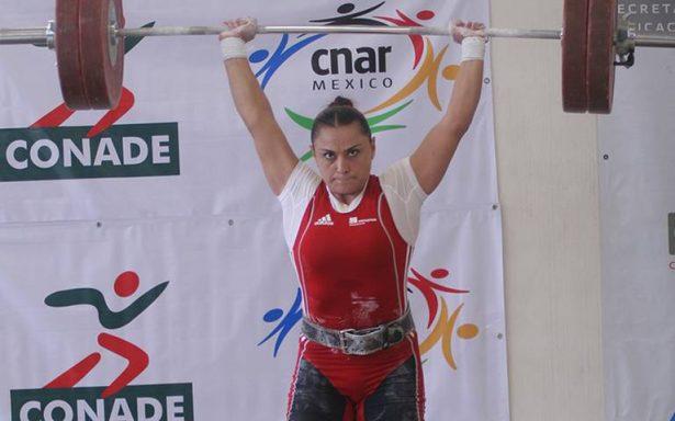 ¡Por fin! Damaris Aguirre recibe su medalla olímpica de bronce conseguida en Beijing 2008