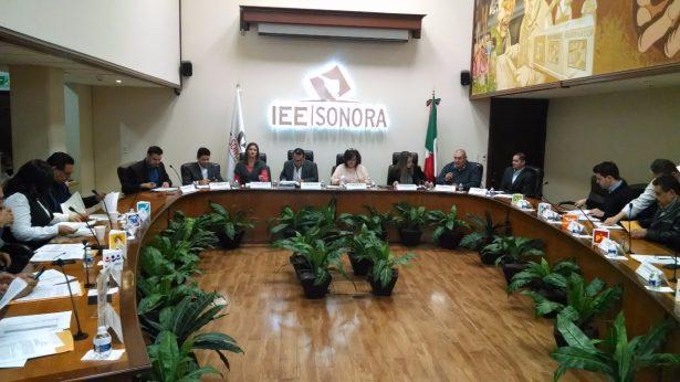 Aprueban calendario para registro de candidaturas para Sonora