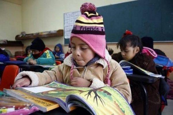 Escuelas de educación básica inician horario de invierno