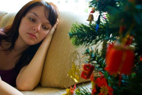 Incrementan casos de depresión durante la época navideña