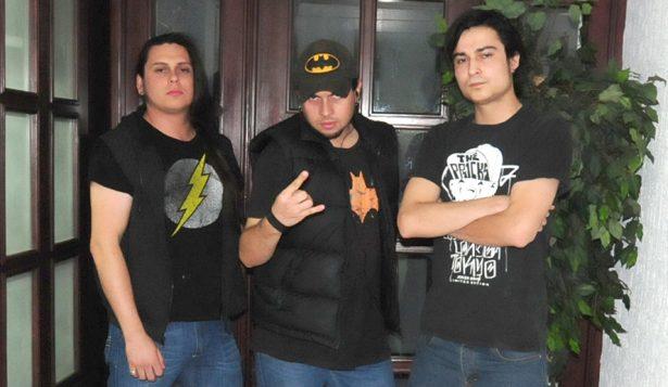 Zandor, una banda de heavy metal