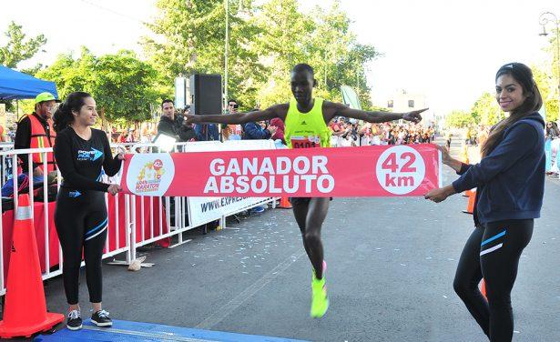 Vibra Hermosillo con Maratón 2017