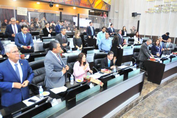 Aprueba Congreso el Paquete Económico 2018 para Sonora