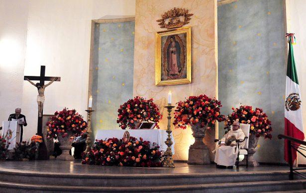 [Galería] Celebran en su día a la Virgen de Guadalupe