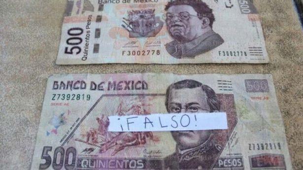 Ninguna denuncia por billetes falsos: Condusef