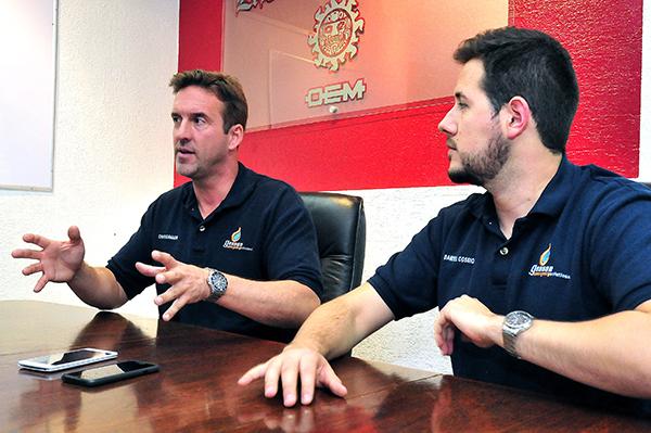 Proponen una academia de bomberos