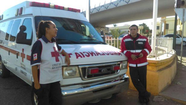 Cruz Roja lista para atender a los paisanos