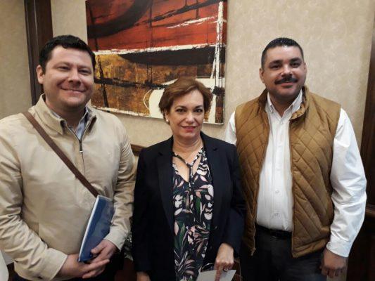 María Dolores del Río en espera de que Frente Ciudadano se consolide