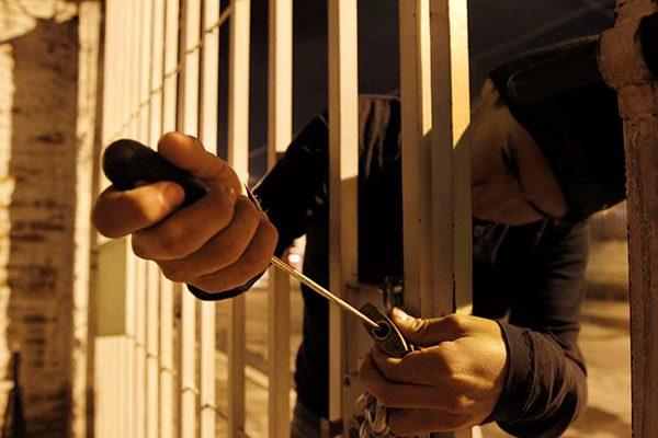 Saquean ladrones 3 comercios