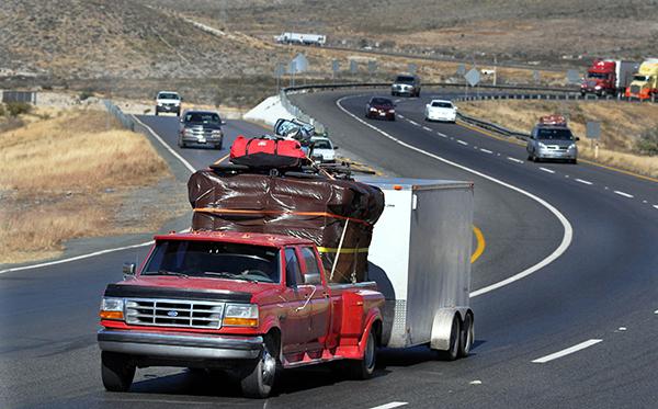 Pasarán por Sonora hasta 50 mil paisanos