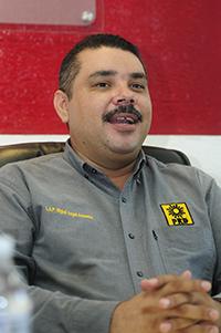 Encabeza PAN candidaturas de Por México al Frente