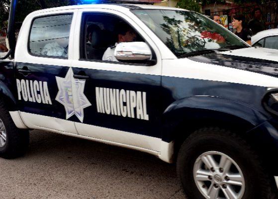 Demandarán por daños causados a unidad de la Policía Municipal enZamora