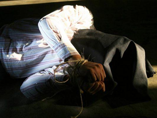 Sufre ciudadano secuestro exprés