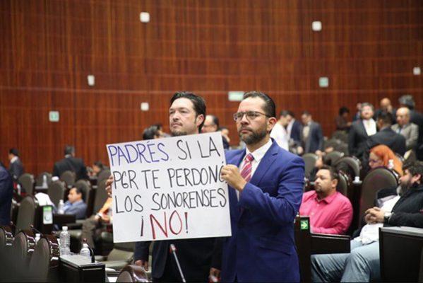 """""""Padrés, si la PGR te perdona, los sonorenses no"""": Cristópulos"""