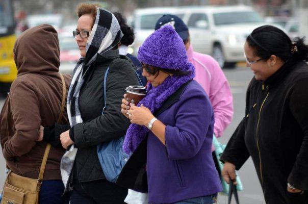 Esperan el frente frío número 22 en Sonora