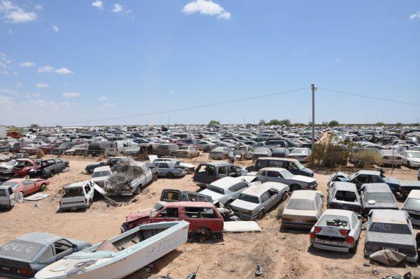 """Sonora: Hay """"perdidos"""" 7 mil autos que nadie sabe dónde quedaron"""