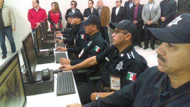 Inauguran el Centro de Inteligencia de Seguridad Municipal