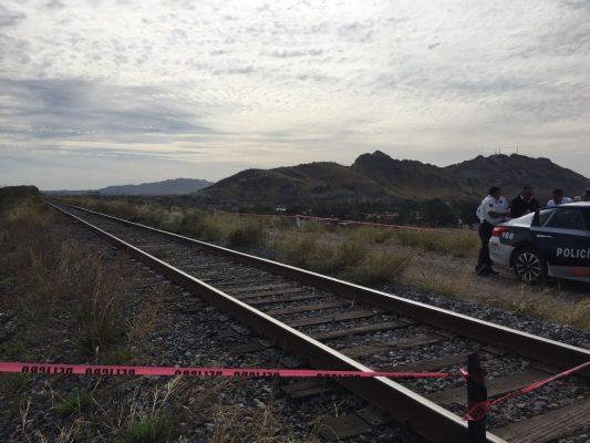 [Video] Muere joven al caer del tren cerca de la presa Abelardo L. Rodríguez
