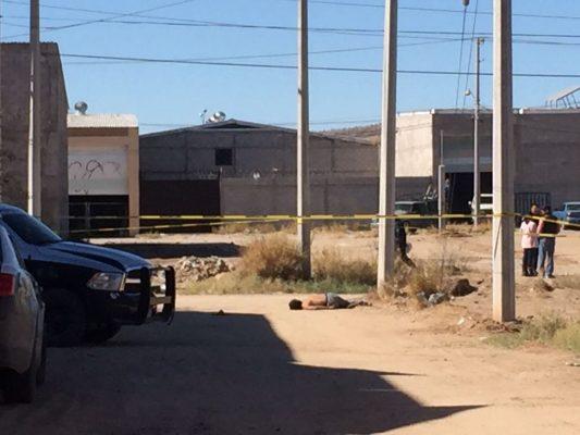 [Galería] Abate Policía Estatal a presunto machetero