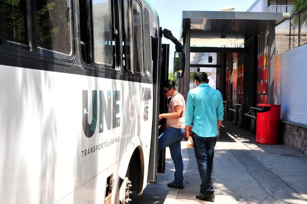 Hasta 30 denuncias diarias por camiones dañados por jóvenes