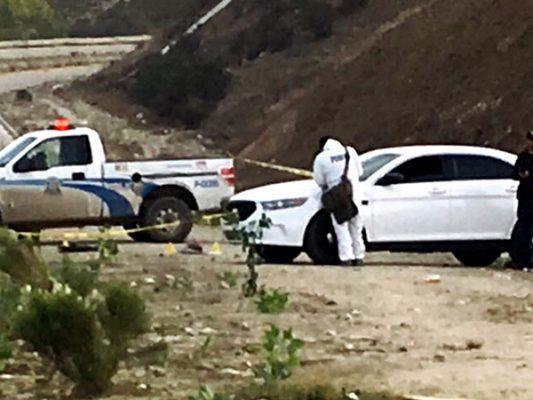 Hallan cabeza con narcomensaje en Tijuana