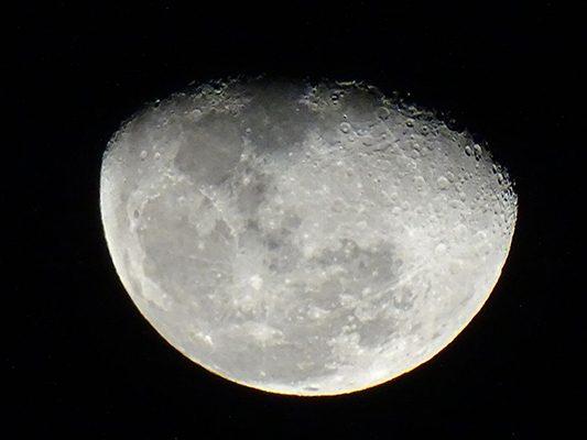[Galeria] La luna de esta noche