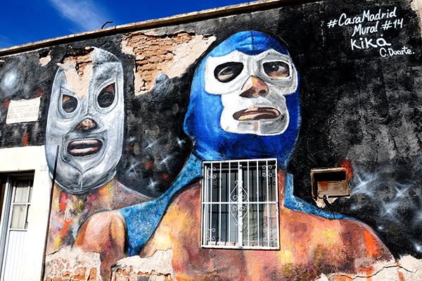 [Galería] Los murales pierden su brillo