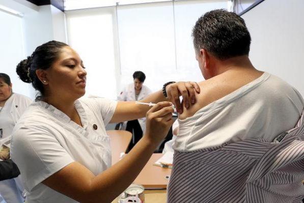 Es vacuna la mejor protección contra influenza