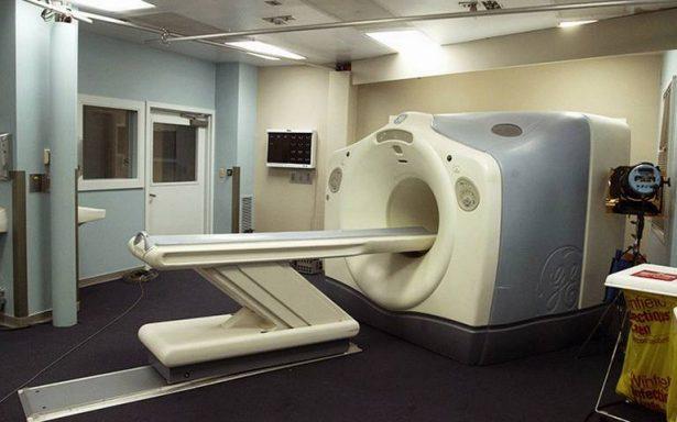 Joven muere al ser succionado por aparato de resonancia magnética